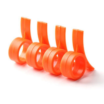 4 Orange Peelers